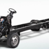 F59 chassis for electric trucks