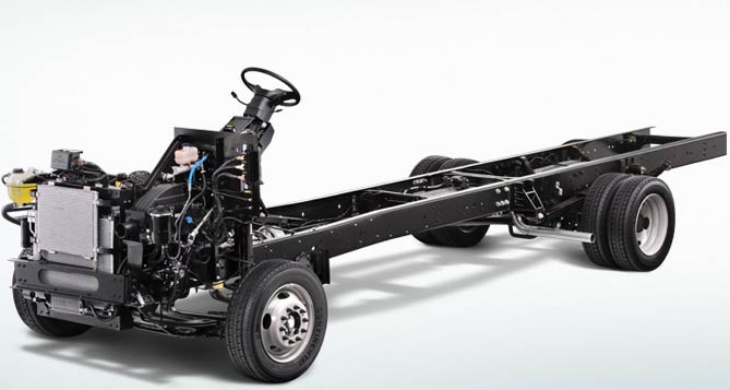 Quot Frankenstein Quot Electric Trucks With Ford F59 Chassis