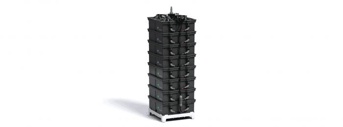 Aquion Energy Aqueous Hybrid Ion Battery Is Cradle To Cradle