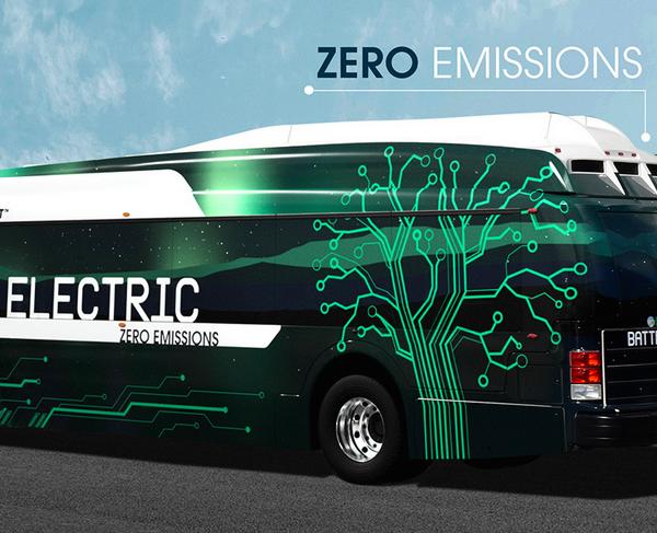 Proterro electric bus