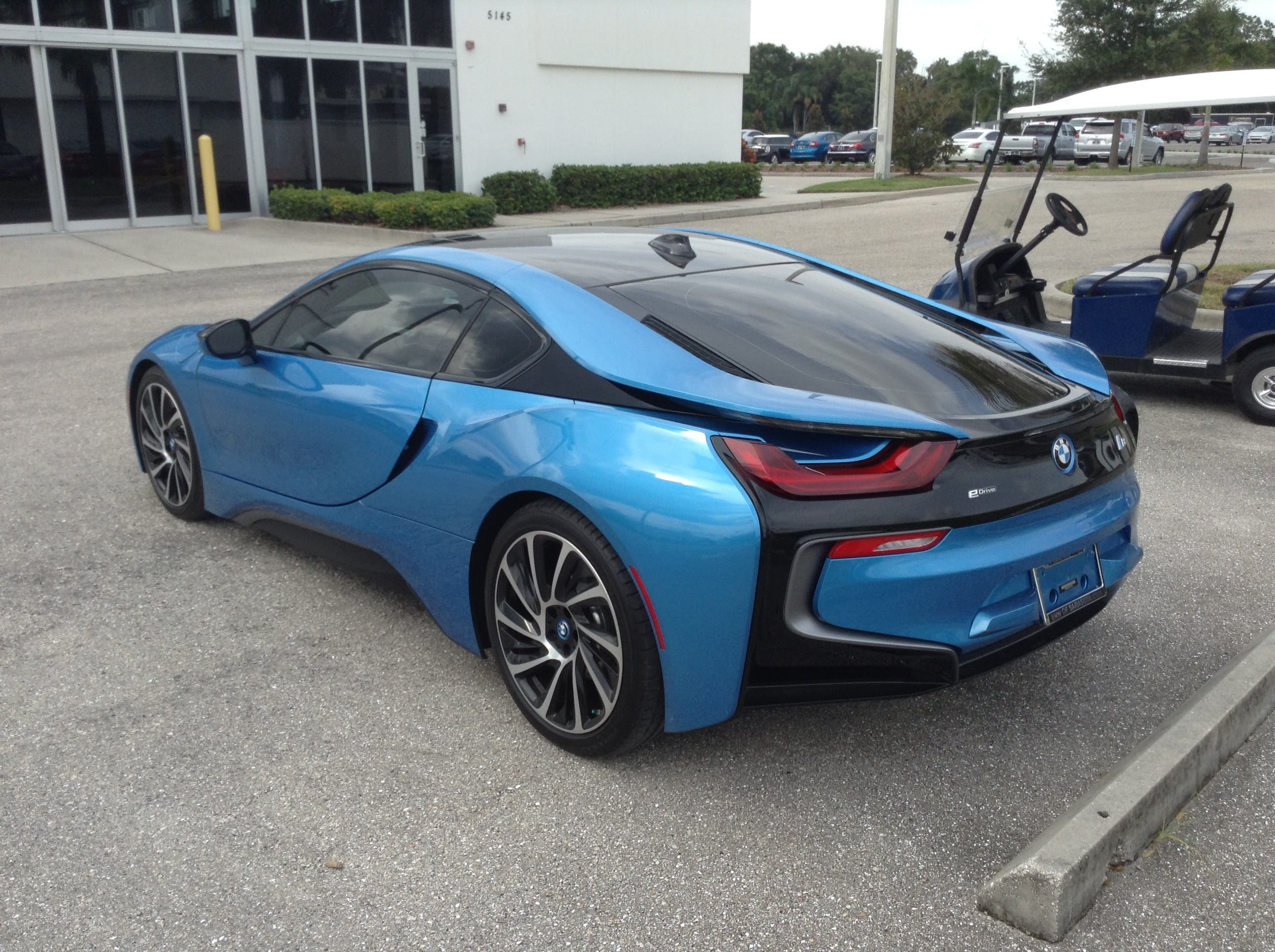 next bmw i8 reported to get range power boost cleantechnica. Black Bedroom Furniture Sets. Home Design Ideas