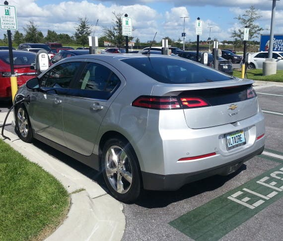Chevy Volt Sarasota cropped