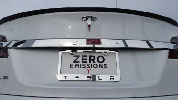 zero emissions. Image credit: Kyle Field | CleanTechnica