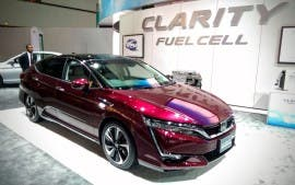 New Fuel Cell Vehicles Come Up Short