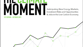 The Climate Moment cover