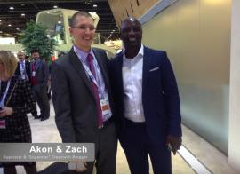 Akon Solar Lighting Tesla Interview