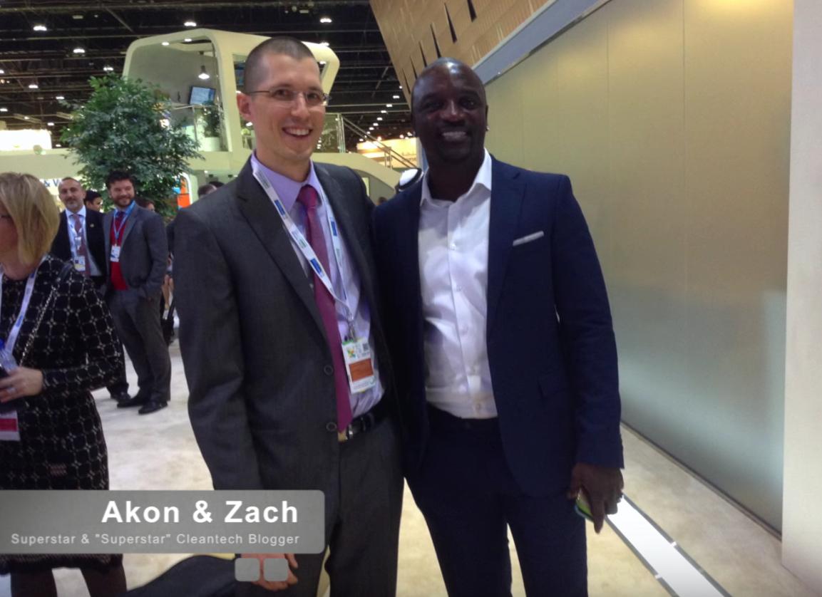 Akon's Solar Inspiration, Akon Lighting Africa's Roots ...
