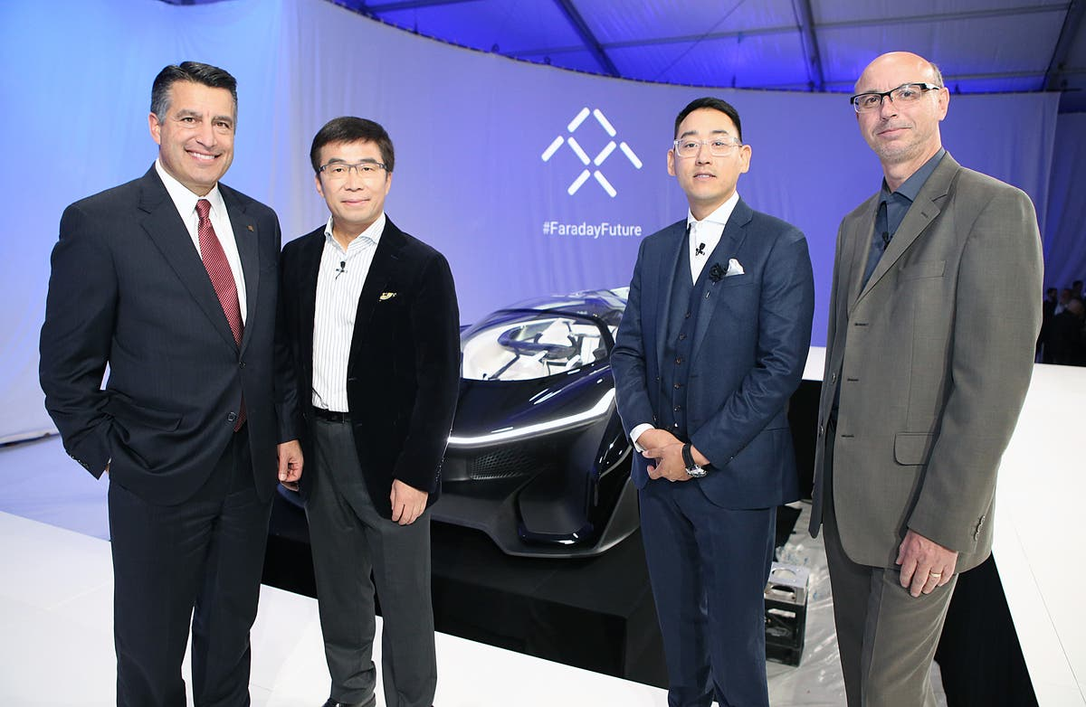 Faraday Future Surprises Everyone Starts Work On Factory In California Cleantechnica