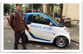 smart electric drive Amsterdam