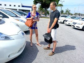 Nissan LEAF #1 (Again) Non-Luxury Traditional Compact Car In IHS Loyalty Awards