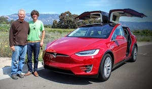 Tesla Model X Review from Kyle Field