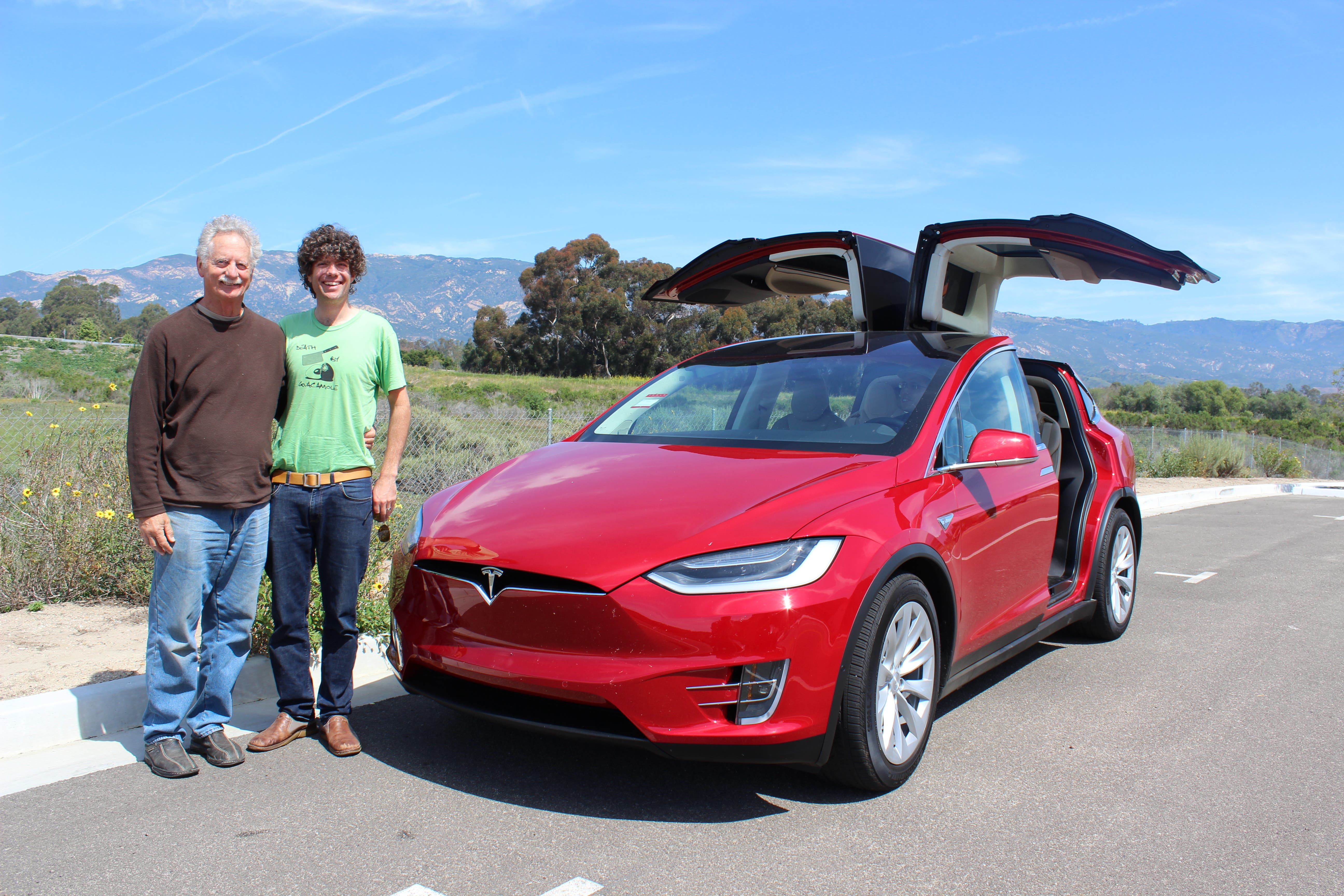 Tesla Model X Has More Power Than Model S -- Secret 100 kWH Battery In There? | CleanTechnica