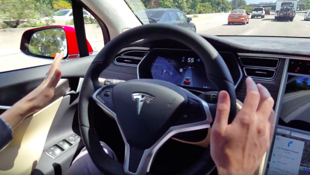 Tesla's New Autopilot Update Improves Safety & Hints At A