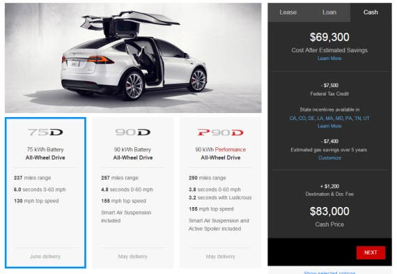 Tesla Refreshes Model S, Beefs Up Model X With Larger ...