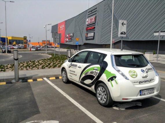 Nissan LEAF Wroclaw 3