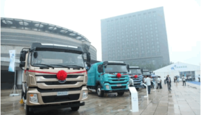 BYD electric sanitation trucks
