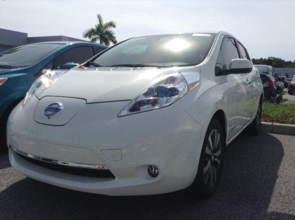 nissan leaf range in winter, rain, heat, cold, and so on