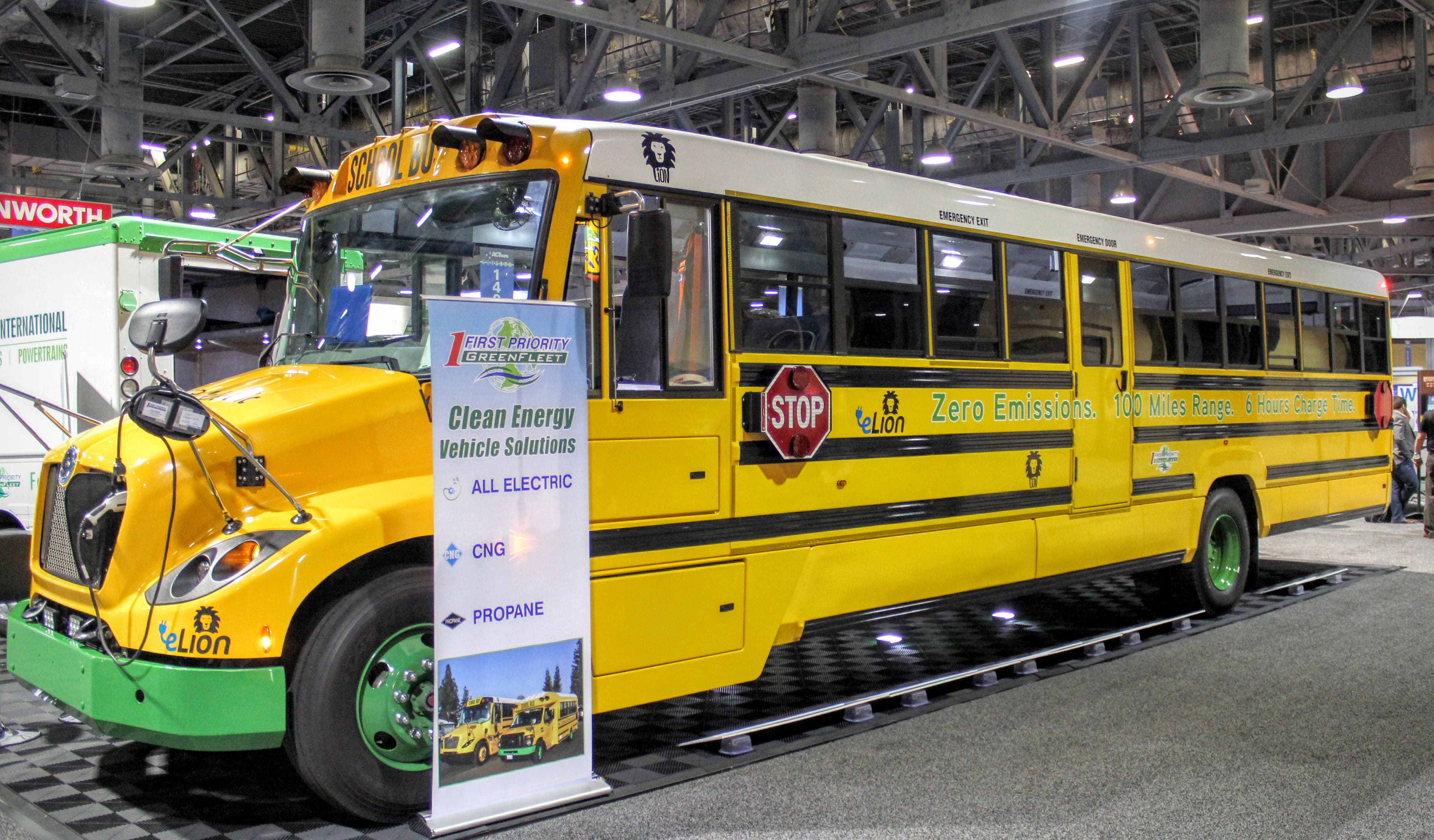 Dominion Energy Virginia Wants 1,050 Electric School Buses