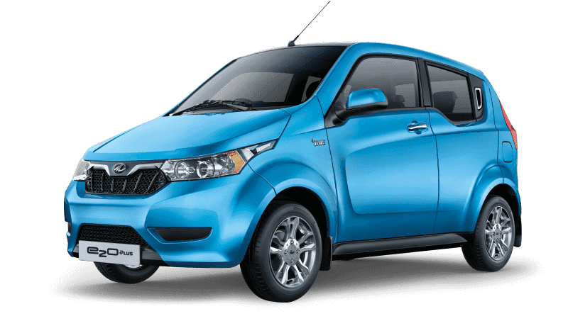 Mahindra Launches Door Plus All Electric Vehicle