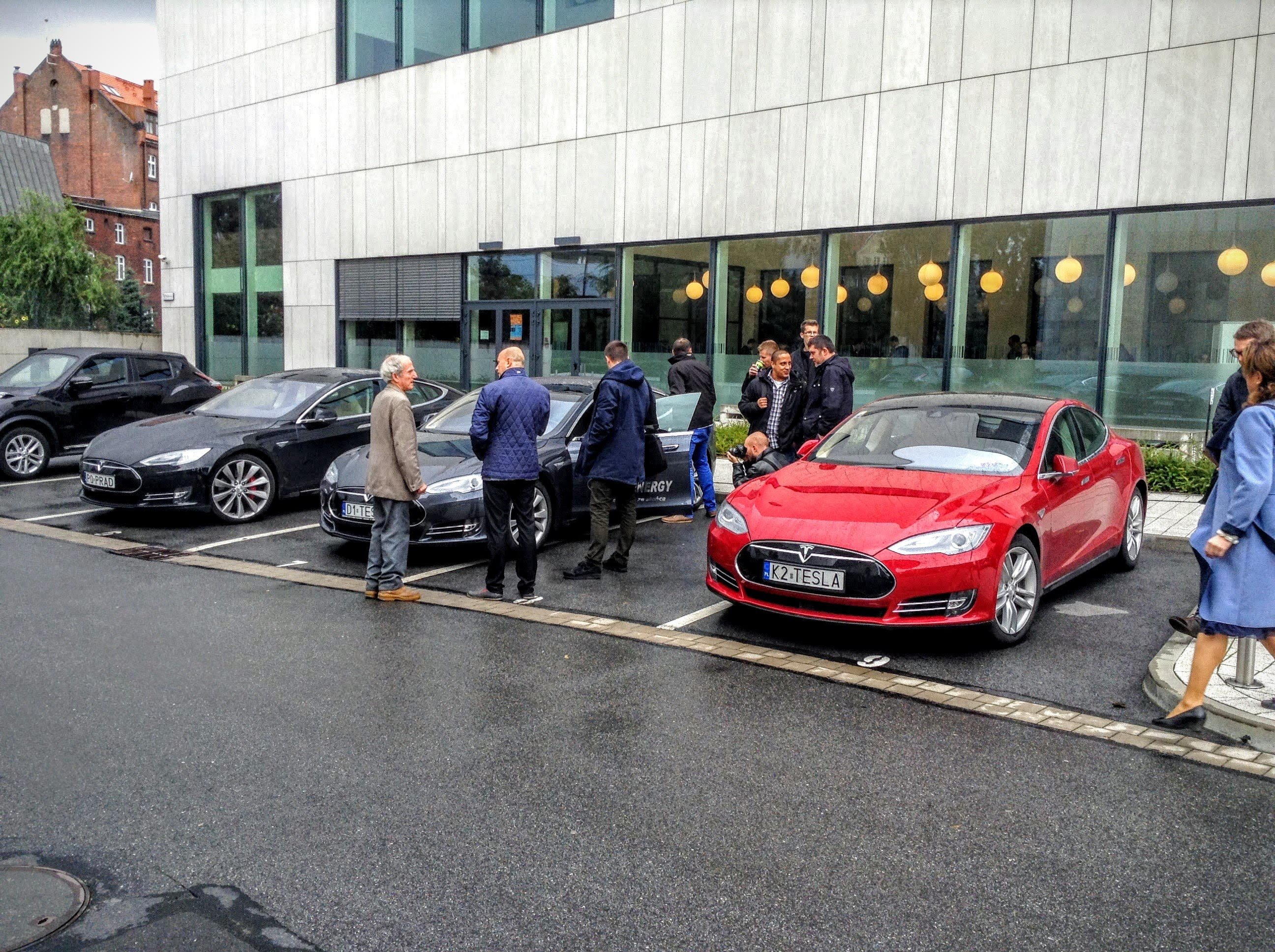 Only Electric Vehicles Could Enter Tesla Poland 6