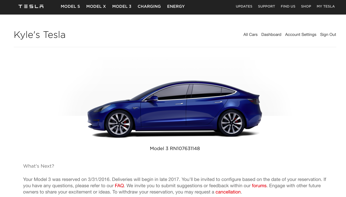 Tesla Kicks Off New Referral Program For Owners ...