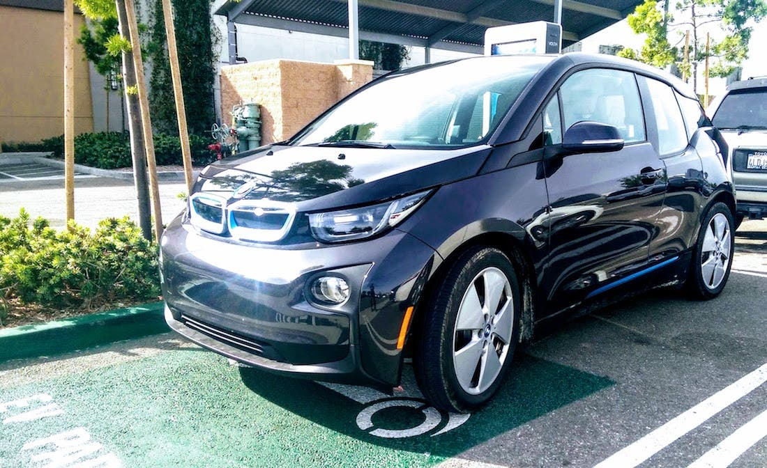 California Introducing Annual 100 Fee For ZeroEmission Vehicle