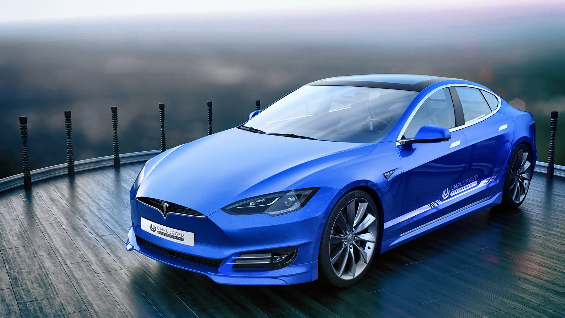 """Tesla Update >> Got Or Getting An """"Old"""" Tesla Model S? Unplugged Performance's Refresh Kit Is Smooth 