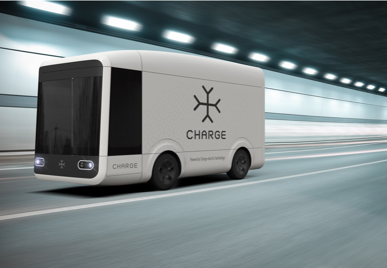 """UK-Based Firm """"Charge"""" Unveils Truck With All-Electric ..."""