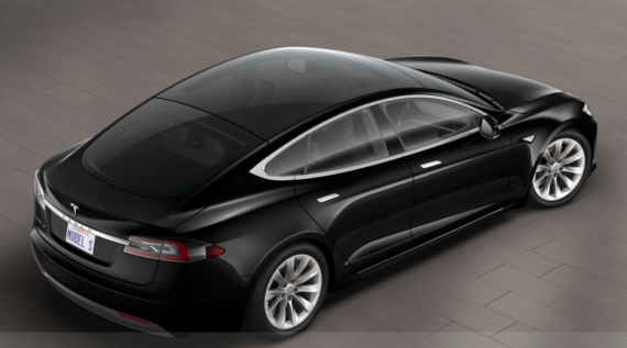 Tesla Model S Gets Glass Roof Probably Solar Glass Roof