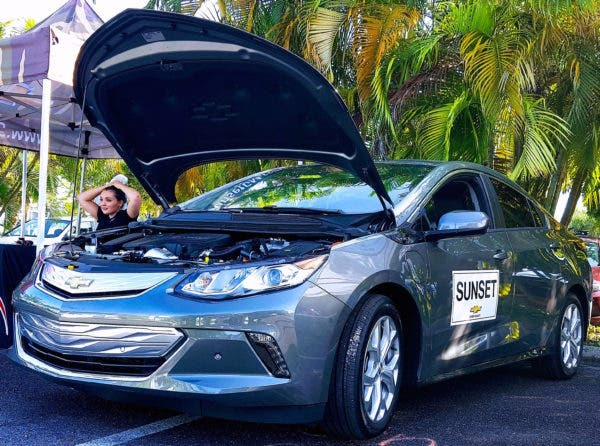 Breathing In National Drive Electric Day Sarasota Florida