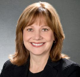 Mary Barra GM CEO