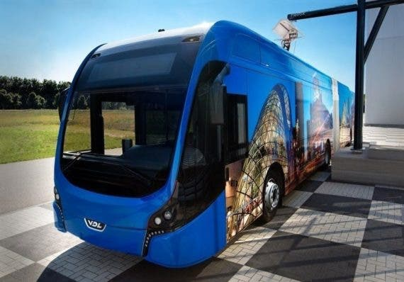 electric-bus-netherlands