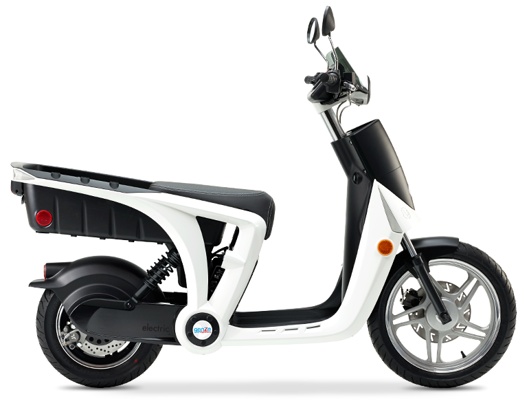 Genze E Scooter Partners With Postmates Cleantechnica