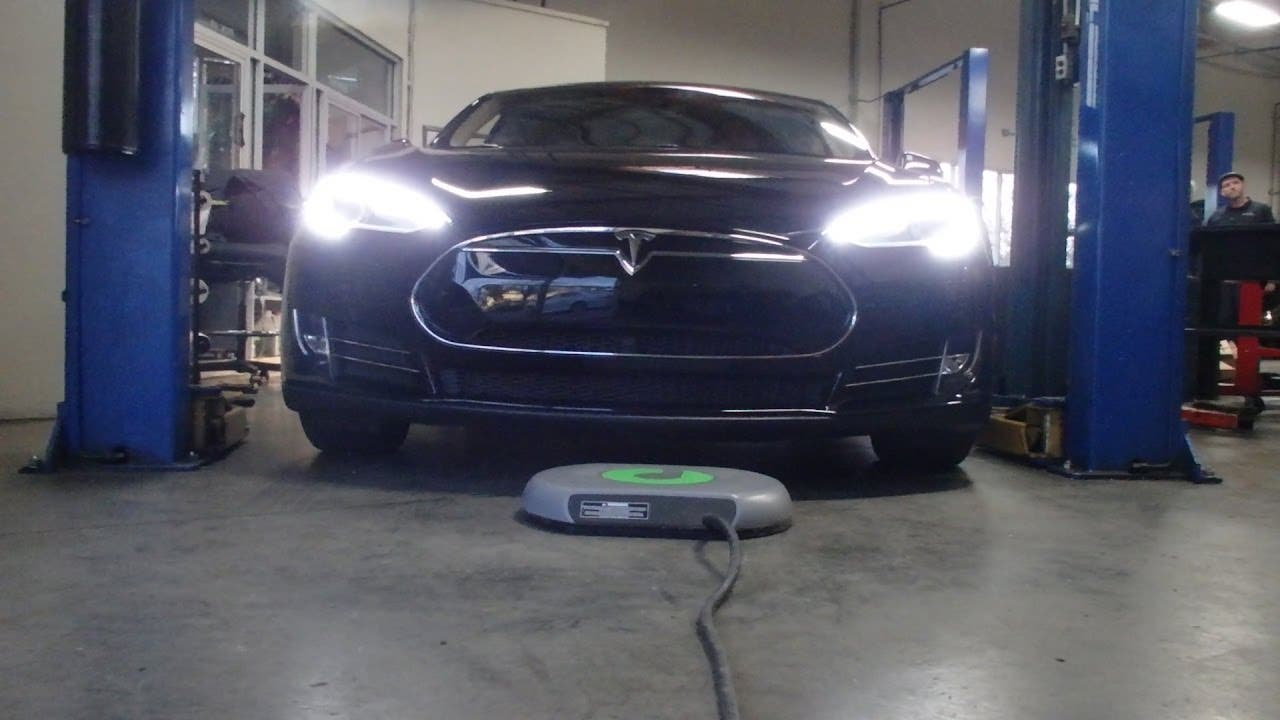 Plugless Tesla Model S System Installation Use Pictures Video