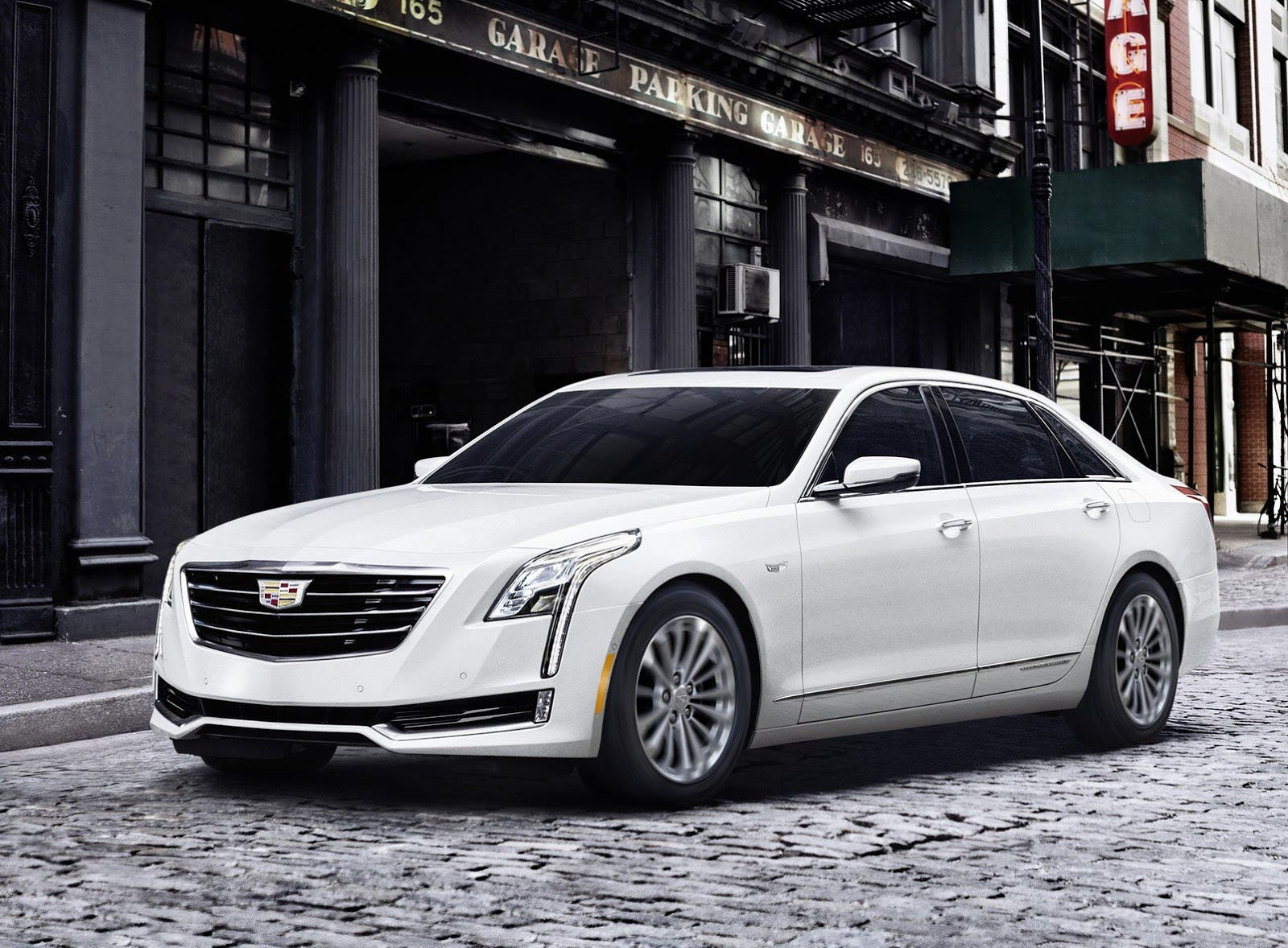 The 2018 Cadillac Ct6 Phev Is A Fairly Large Offering For Plug In Hybrid Despite That It Has Been Granted 62 Mpge Fuel Energy Efficiency Rating By