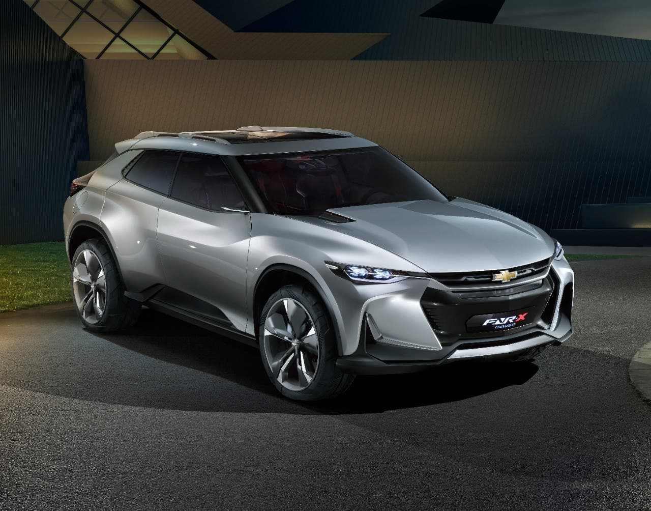 Chevrolet Doesn T Refer To The Fnr X As An Suv Instead It Describes All Purpose Sports Concept Vehicle Make Off Road Capable