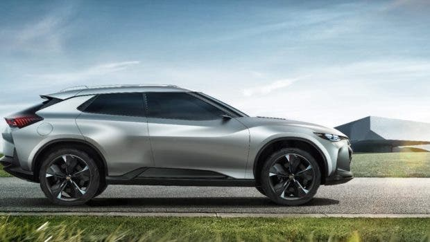 "Chevrolet FNR-X Plug-In Hybrid SUV — ""Coolest Concept In ..."