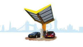 Fasttned fast charging network