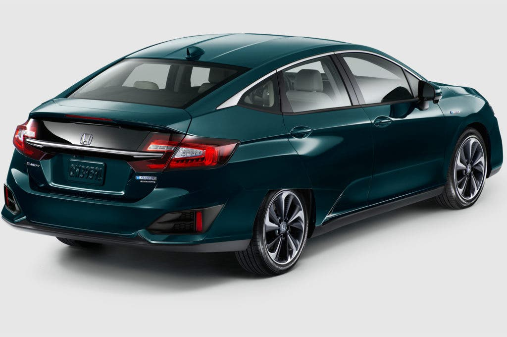 The Clarity PHEV Will Have An Electric Motor And A 181 Horsepower Gasoline  Engine. Electric Only Range Is 42 Miles, Which Is Longer Than Most Other  Plug In ...