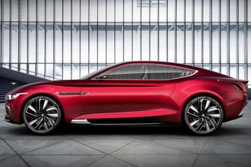 The Company Produces Two Cars For Europe And Is Gest Chinese Car Importer In Uk Electric Mg