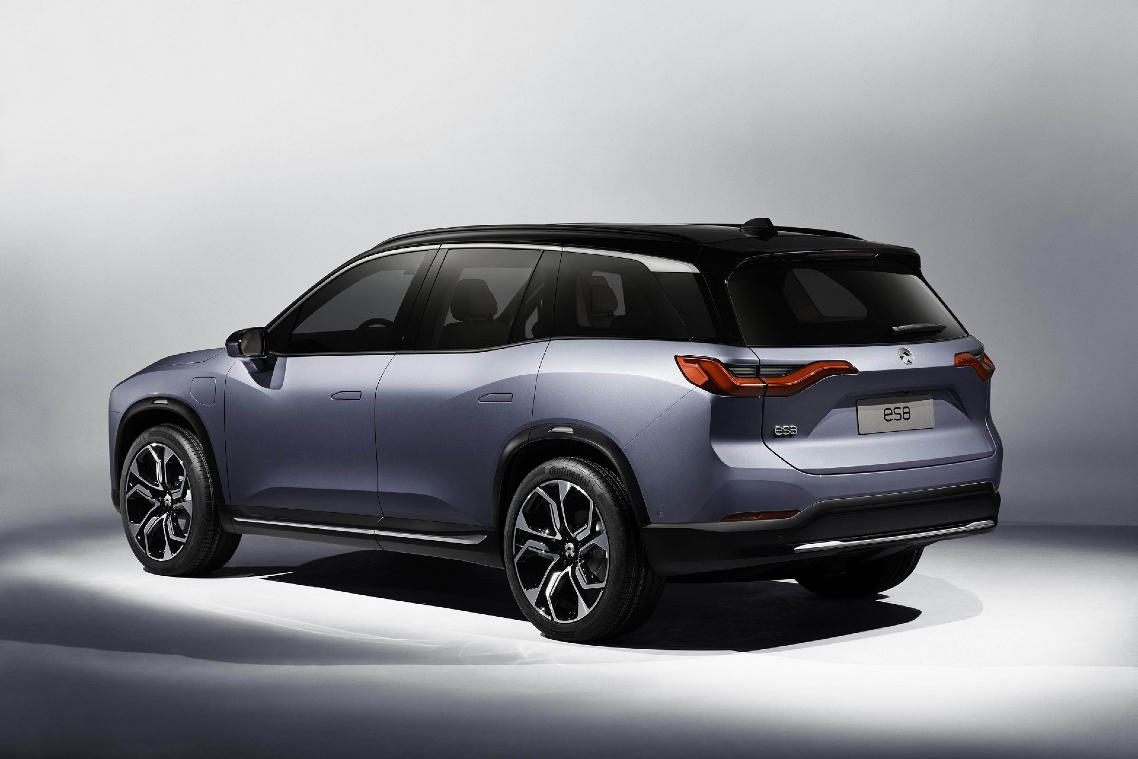 With Regard To The New Es8 Electric Suv It S A Full Size 7 Seater Wheelbase Of 118 Inches And Body Length 196