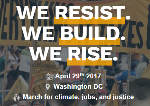 100,000 & Counting For People's Climate March On Washington On April 29