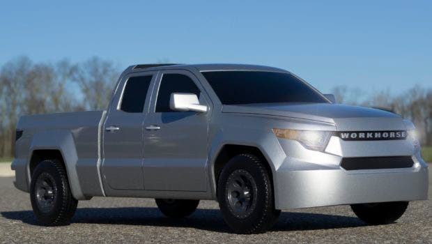 The Workhorse W-15: The Electric Truck With A Lower Total Cost Of Ownership Than A Ford F-150 ...
