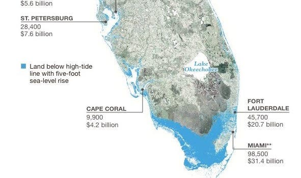 Climate Change Florida Map.Pantsed Us Senate To Discuss Climate Change Risks Thisclose To