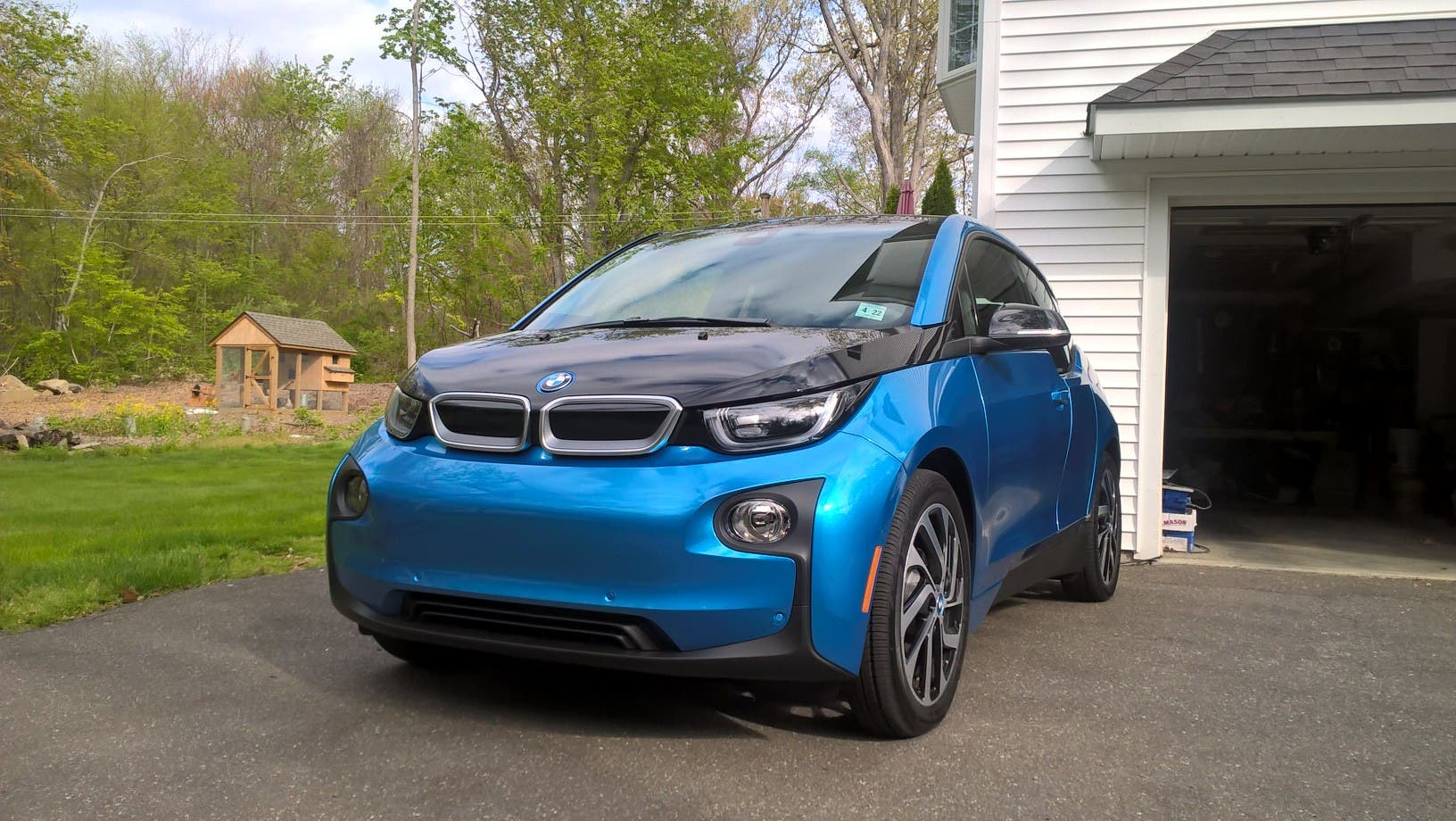 Voluntary Recall For Every BMW i3 Sold To Date In The US ...
