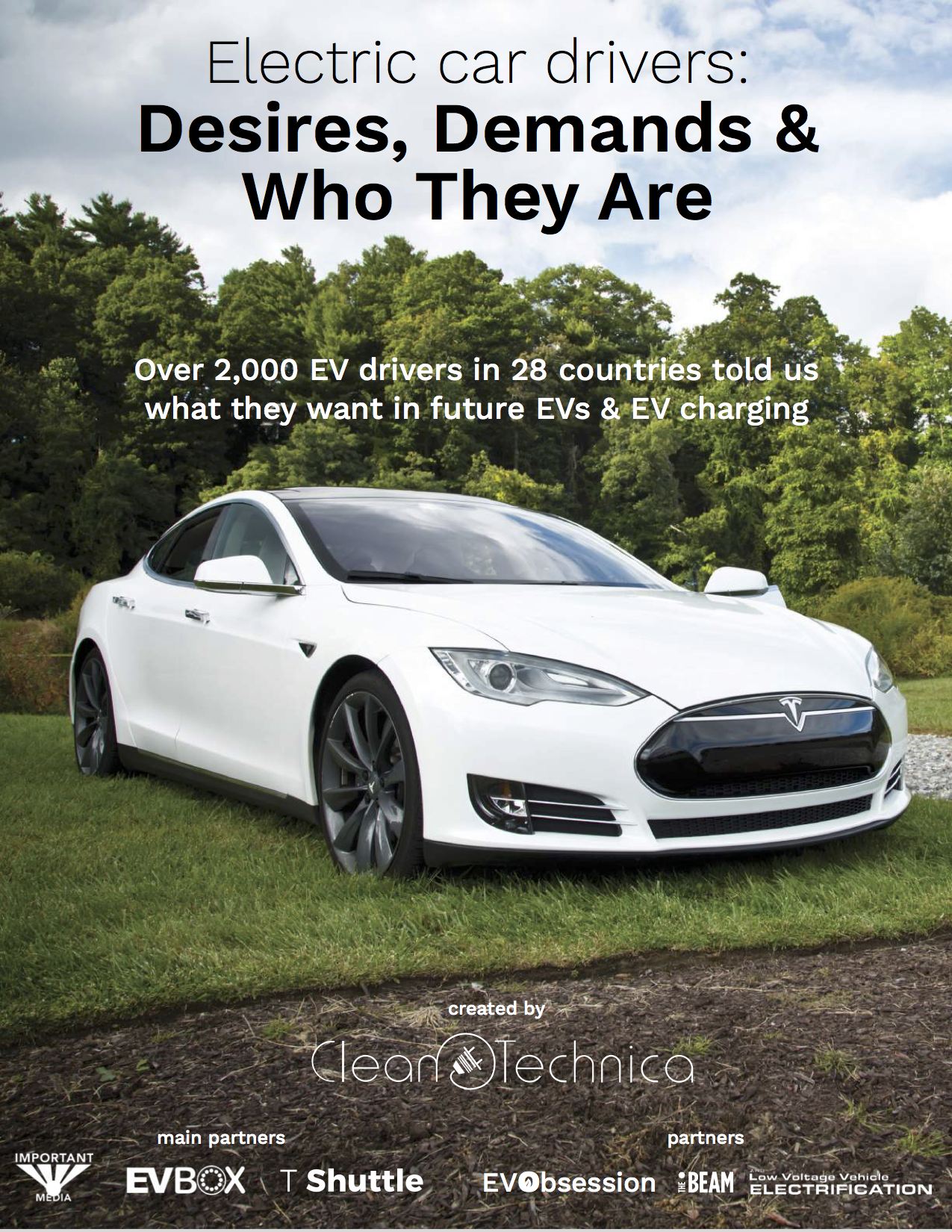 Why Electric Car Early Adopters Went Electric, + Best