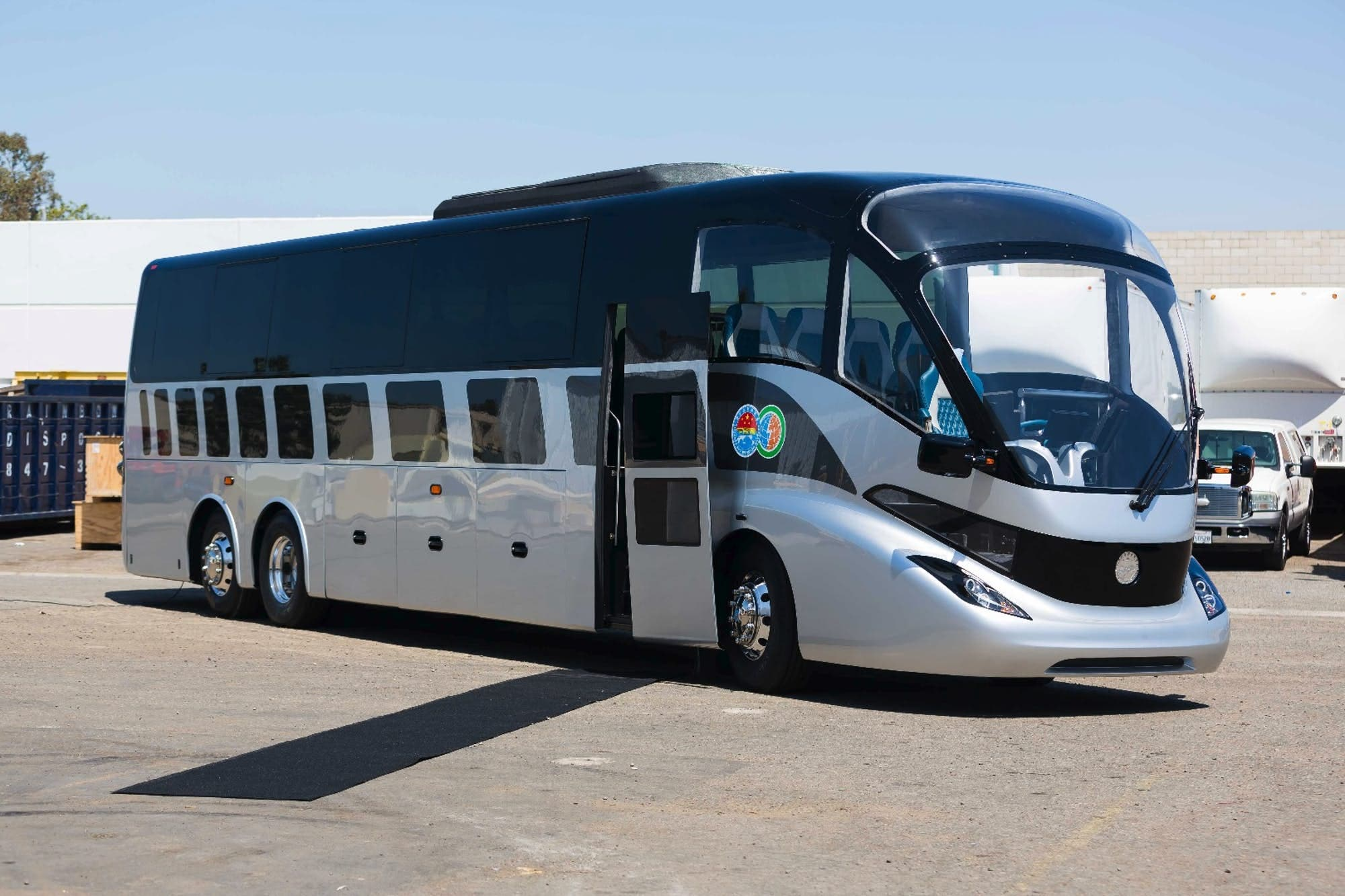 The Gaffoglio Electric Bus Shows That Buses Can Look Good