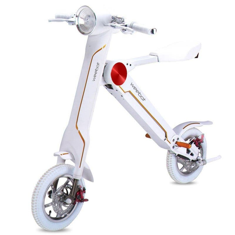 Weebot Aero Electric Scooters Hoverboards Unicycles More Last Mile Solutions