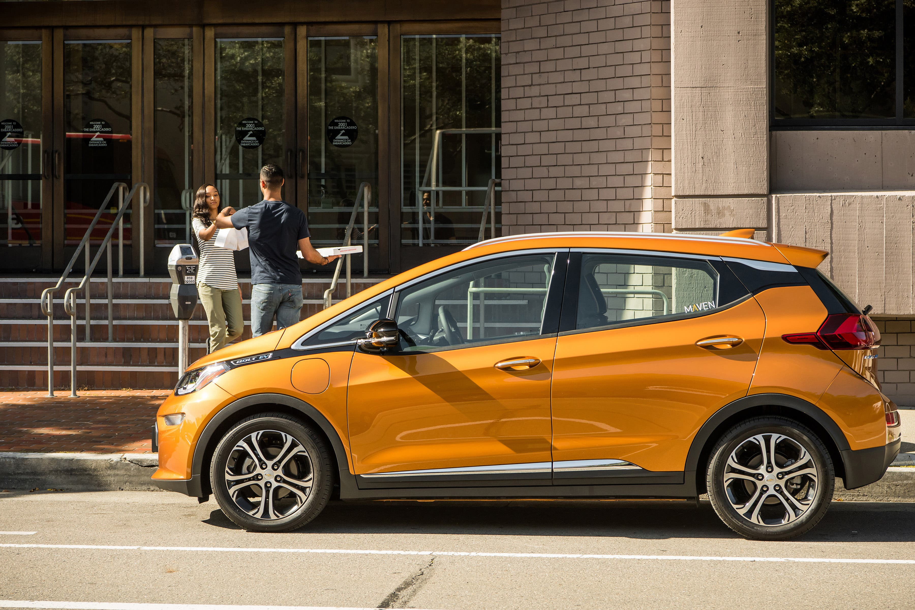 Notably The Press Release Announcing News Included Up To Date S Figures For Chevy Bolt Ev That Are Worth Recounting Here