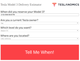 When Will Your Tesla Model 3 Be Delivered? Ben Sullins May Know.